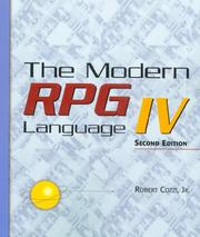 Cover of: The Modern RPG IV Language, 2nd Edition