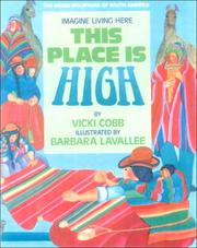 Cover of: This Place Is High (Imagine Living Here)