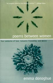 Cover of: Poems Between Women