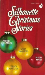 Cover of: Silhouette Christmas Stories 1986