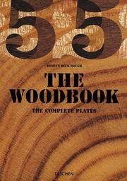 Cover of: The Woodbook (Taschen 25th Anniversary)
