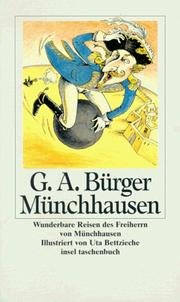 Cover of: Münchhausen