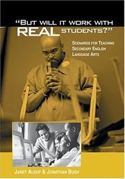 Cover of: But Will It Work With Real Students?
