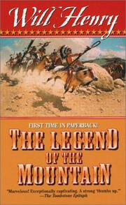 Cover of: The Legend of the Mountain