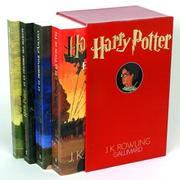 Cover of: Harry Potter, coffret 4 volumes: Tome 1 à tome 4