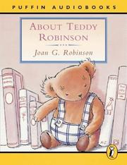 Cover of: About Teddy Robinson (Puffin Audiobooks)