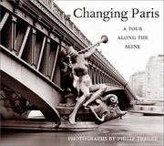 Cover of: Changing Paris