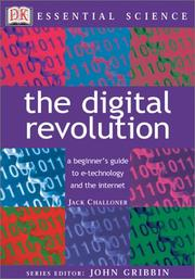 Cover of: The Digital Revolution (Essential Science Series)