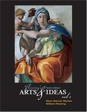Cover of: Fleming's Arts and Ideas, Volume I (with CD-ROM and InfoTrac )