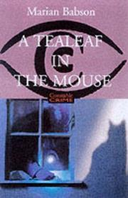 Cover of: A Tealeaf in the Mouse (Constable Crime)
