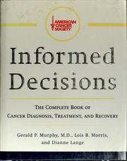 Cover of: Informed decisions