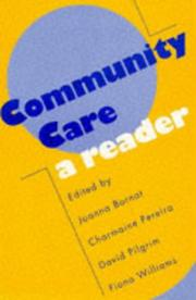 Cover of: Community care