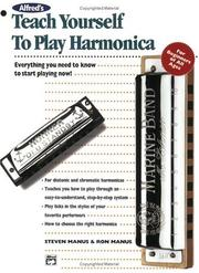 Cover of: Teach Yourself to Play Harmonica (Book & Hohner Harmonica)