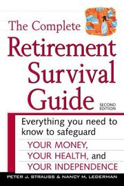 Cover of: The Complete Retirement Survival Guide