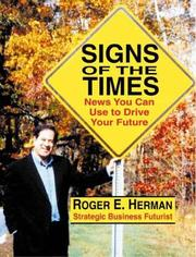 Cover of: Signs of the times