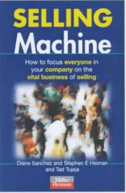 Cover of: Selling Machine
