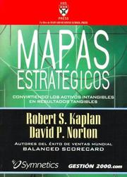 Cover of: Mapas Estrategicos