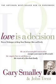 Cover of: Love Is A Decision