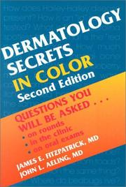Cover of: Dermatology Secrets in Color (Secrets)