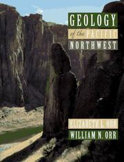 Cover of: Geology of the Pacific Northwest