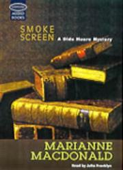 Cover of: Smoke Screen (Soundings S.)