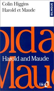 Cover of: Harold et Maude