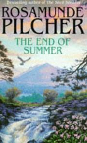 Cover of: The end of the summer