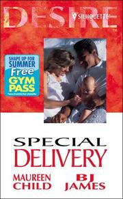Cover of: Special Delivery (Desire)