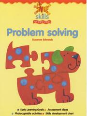 Cover of: Problem Solving (Skills for Early Years)