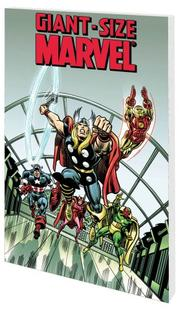 Cover of: Giant-Size Marvel TPB