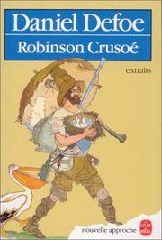 Cover of: Robinson Crusoé