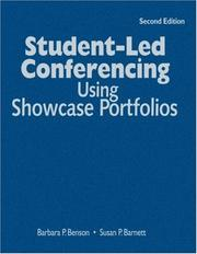 Cover of: Student-Led Conferencing Using Showcase Portfolios