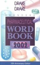 Cover of: Saunders Pharmaceutical Word Book 2002