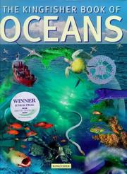 Cover of: The Kingfisher Book of Oceans (Kingfisher Book of)