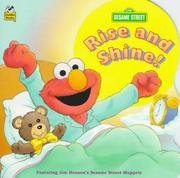 Cover of: Elmo Rise And Shine