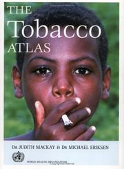 Cover of: The Tobacco Atlas