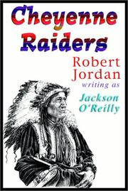 Cover of: Cheyenne Raiders