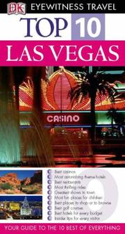 Cover of: Las Vegas (Eyewitness Top Ten Travel Guides)