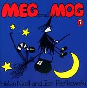 Cover of: Meg and Mog (Cover to Cover)