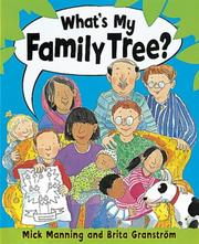 Cover of: What's My Family Tree?