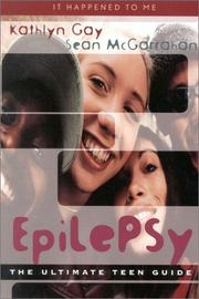 Cover of: Epilepsy