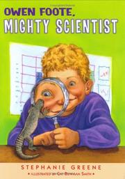 Cover of: Owen Foote, Mighty Scientist