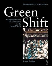 Cover of: Green Shift