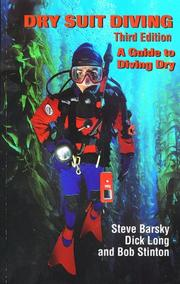 Cover of: Dry Suit Diving, Third Edition
