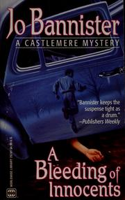 Cover of: A Bleeding of Innocents ( A Castlemere Mystery)