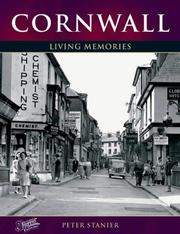 Cover of: Francis Frith's Cornwall Living Memories