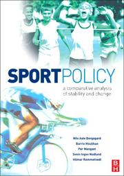 Cover of: Sport Policy