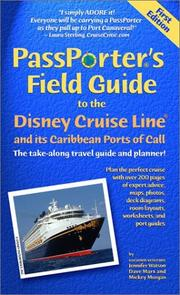 Cover of: Passporter's Field Guide to the Disney Cruise Line