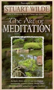 Cover of: Art of Meditaiton