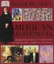 Cover of: Sister Wendy's American Masterpieces (Sister Wendy)